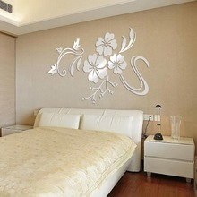 Customized waterproof tile islamic printing decoration wall sticker