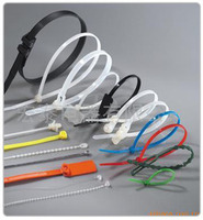 Hot Sale Good Quality Disposable Plastic Zip Binding Nylon Cable Tie