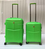 China made PC+ABS trolley luggage