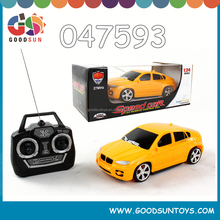 27MHZ 4 CH radio control toy no include battery remote control car rc toy fashion model car powerful radio control cars 047593