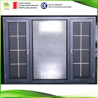 hot sale soundproof and save energy star windows high quality aluminum window sales