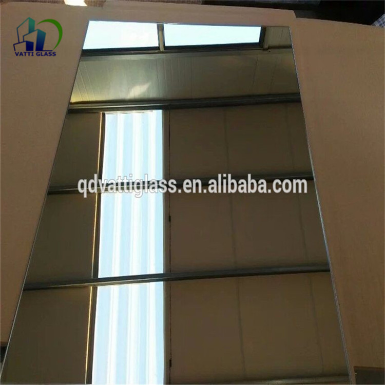 China mirror factory aluminum mirror for hair salon mirrors