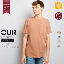 Professional Factory OEM Short Sleeve Round Neck 100% Cotton Man Ultra Thin T-Shirts