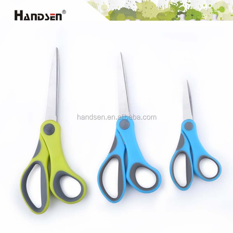 "Best-selling rubber ring 5"" scissors"