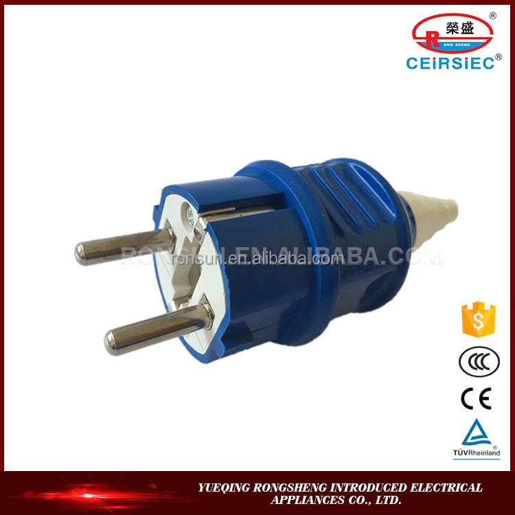 High Quality High reliablity Waterproof electric dryer plug adapter