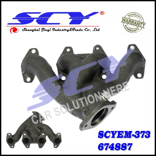 Exhaust Manifold for Isuzu Hombre Chevy S10 GMC S15 Sonoma Pickup 2.2L 10112349 10112345