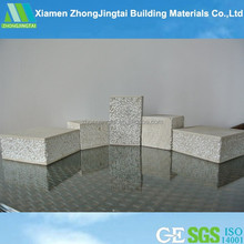 EPS sandwich foam roof panels/high density water bubble polyurethane foam panel