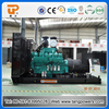 China generator supplier 500Kw diesel generator set price list