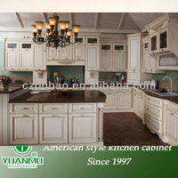 white solid wood shaker style kitchen cabinets wall units with antique kitchen island