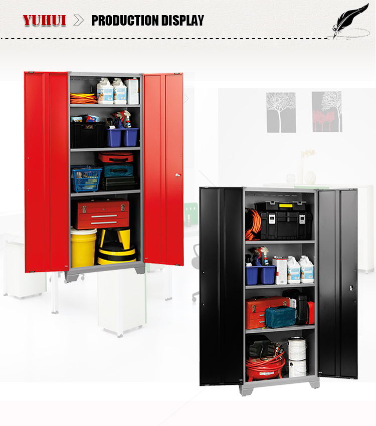 luoyang yuhui garage metallschrank metall garage schrank. Black Bedroom Furniture Sets. Home Design Ideas