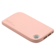 Popular 8000mAh Slim Cute Power Bank Portable Battery Charger in March Expo