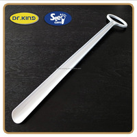 Shoe care spoon long handle extended shoes horn/shoe horn producer