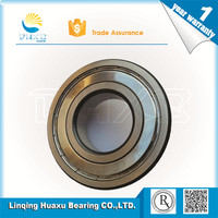metal and rubber oil seals industrial bearing 6204ZZ 6204-2RS ball bearing