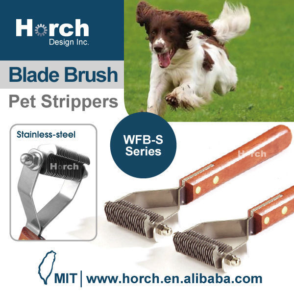 Stripper spring comb pet dog grooming made in taiwan products