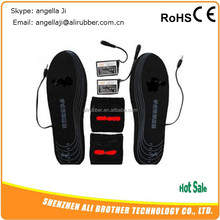 Foot Warmer & Remote: LARGE: Heated Insoles Hunting Shoes, Ski Boots, Hiking