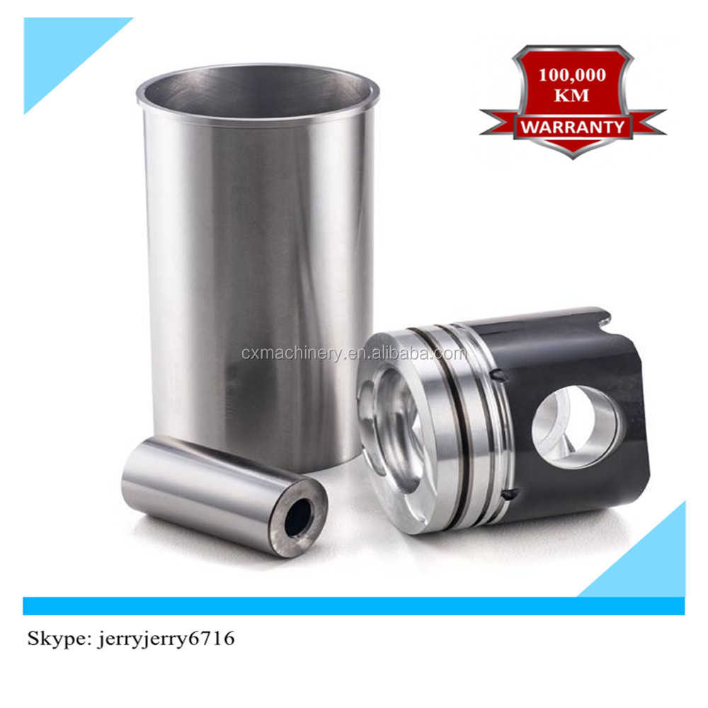 Well known affordable 65mm cylinder liner 7c6208 cast iron piston