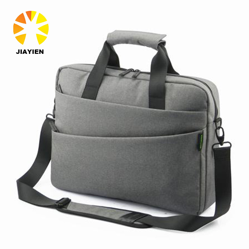 Multi-color 15 inch women laptop trolley bag