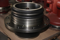 rear wheel hub for heavy truck