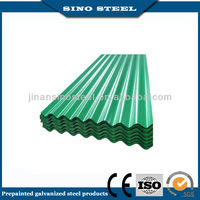 Hot slae ! New products color coated corrugated metal house roofing sheet for building material