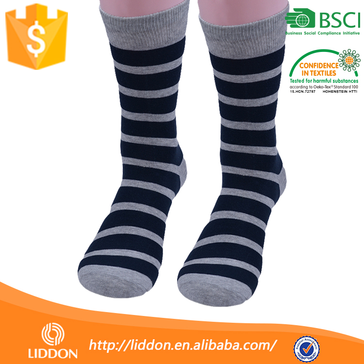 Brand Name 100% Cotton Man Bike Patterned Sock,Wholesale Character Days Of The Week Hand Striped Sock