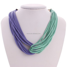 fashion chain necklace in roll wholesale N2947