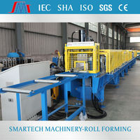 High Standard Qualified Steel Frame Door Roll Forming Machine
