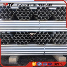 Manufacturing lost price galvanized tubes for greenhouses