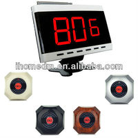 Restaurant Service Equipment Electronic Call Button