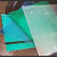 Triple Wall Polycarbonate Hollow Sheet Greenhouse Roof Panels