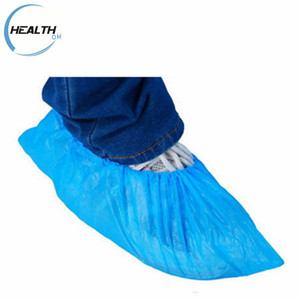 Medical Disposable Shoes Cover ,PE /CPE Plastic Rain Waterproof Indoor Overshoes