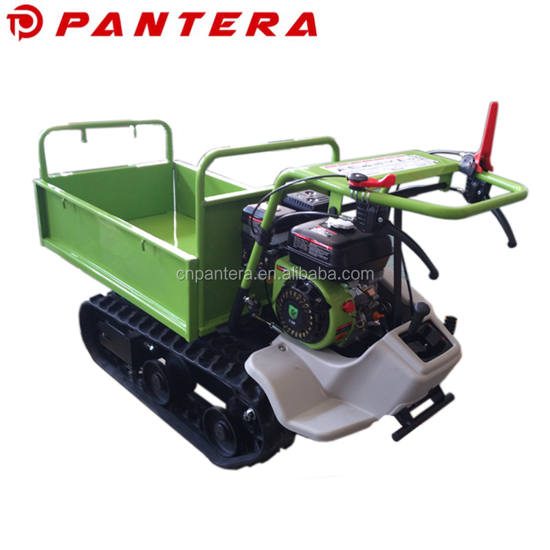 Earth Transporter 320kg Loading Mini Dumper Truck Crawler