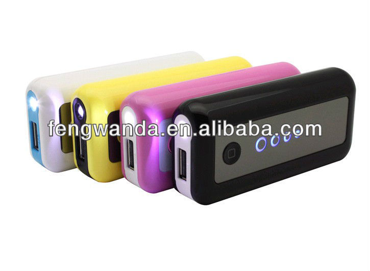 best USB Portable Power Banks charger 5600 mAh