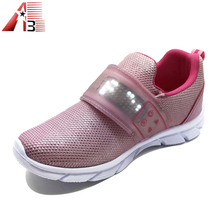 Wholesale factory zapatillas light up led sneaker customize led Adult flash men light running led shoes