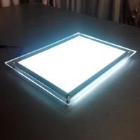High Brightness LED Picture Frame for Wall Mounting