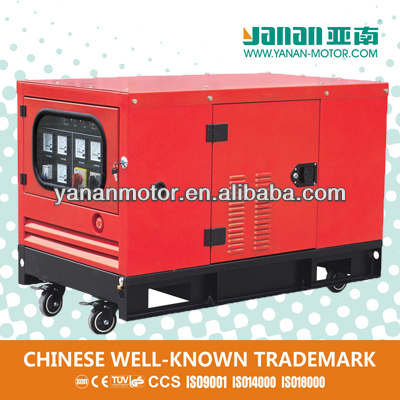 Deutz Soundproof China Hard Cover for Generator