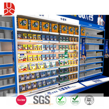 Supermarket Multi-layer acrylic food display cases