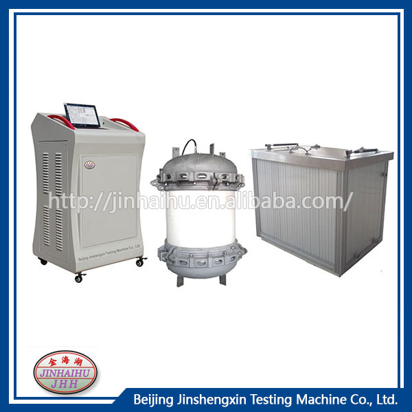 Wholesale china hydrostatic pipe pressure test/plastic pipes bursting test machine