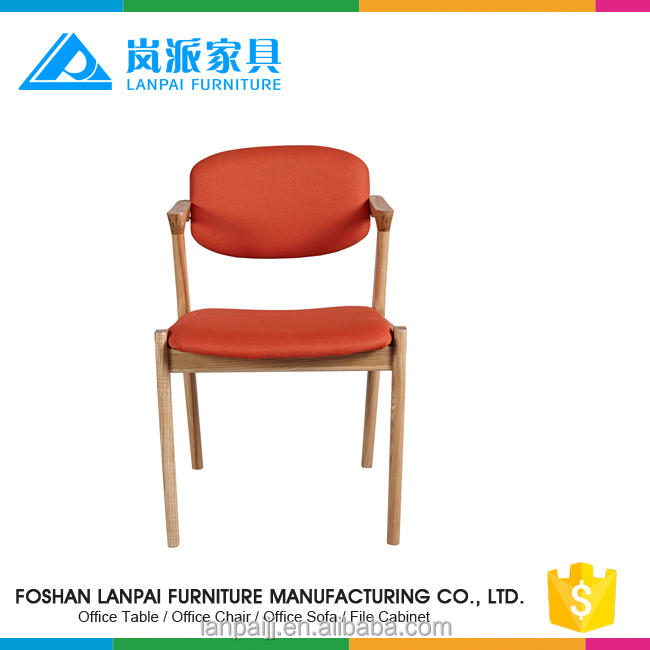 2017 most popular leisure solid pine wooden cafe chair for tea shop FD14A2 K