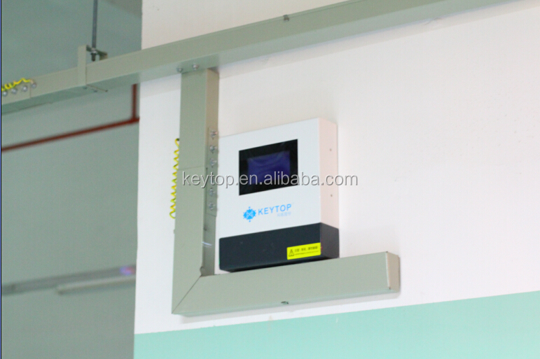 car park zone control unit with RS485 communication way