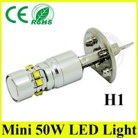 Factory price car accessories 12V led bulb lights H1 super bright for toyota noah