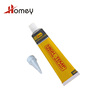 Hot sales Excellent Homey H400 high temp automotive gasket silicone sealant for flexible joint