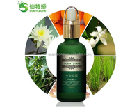 flower oil massage