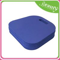 Promotional eva foam garden kneeling pad h0teA car breathable memory foam seat cushion for sale