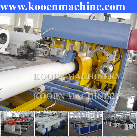 different diameter pvc drain pipe extruder machine water supply pipe making machine production line extrusion plant