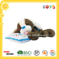 Custom Stuffed Puppy Dolls Toys for Children Toys Wholesale