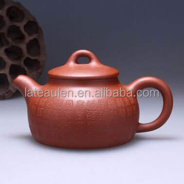 wholesale Yixing ceramic teapoChinese style purple clay teapot