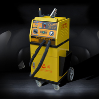 Single phase AC 220V spot welder machine with dent puller for car repair