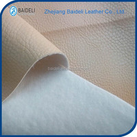 100% PVC sofa leather/upholstrey leather/synthetic leather