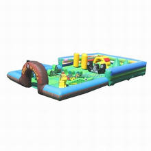 Inflatable Zoo Mania