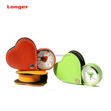Fashion carpet wake up light wholesale mini travel quartz alarm clocks